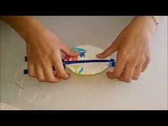 Şeyma's DIY Projects- Kendin Yap Kulaklık Kılıfı - YouTube