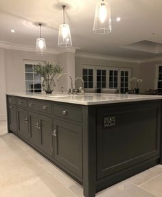 Kitchen Ideas, Kitchen Island, Home Decor, Island Kitchen, Decoration Home, Room Decor, Home Interior Design, Home Decoration, Interior Design