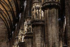 ERCO - Licht entdecken - Reportage - Relighting des Mailänder Doms