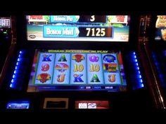Islands Wins slot machine bonus win at Parx Casino,
