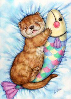 siesta / sea otter