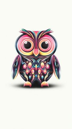Cute Owl Free Download from http://iphonewallpapers.mobi/
