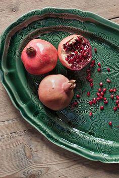 Sthål Keramik | Ovalt Uppläggningsfat Sthål Keramik | Keramik | Matilde & Co | Handla online