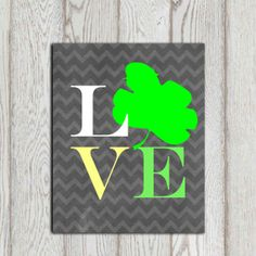 Love in Shades of Green ! by Elena on Etsy