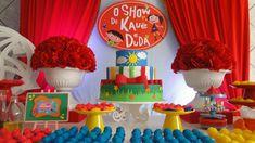 ideias para festa show da luna - Pesquisa Google