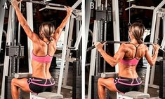 Women & The Gym: Top 10 Mistakes & Recommendations For Improvement! Beginner Workout Program, Gym Program, Workout Schedule, Workout Programs, Beginner Pilates, Beginner Workouts, Pilates Video, Workout Guide, Tricep Workout Women