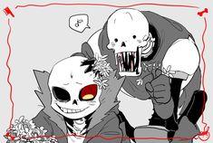Undertale Comic Funny, Undertale Memes, Undertale Ships, Undertale Fanart, Undertale Drawings, Underfell Sans, Horror Sans, Funny Comic Strips, Underswap