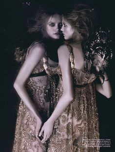 sogno romantico - by javier vallhonrat by fashion.inspiration, via Flickr