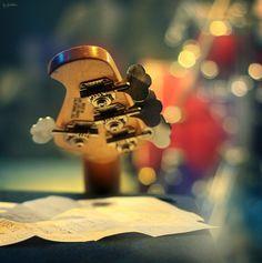 Bass. Music.