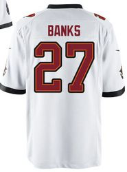 98857446a ... 78.00--Johnthan Banks White Elite Jersey - Nike Stitched Tampa Bay  Buccaneers 27 ...