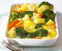 Gemüsegratin - Rezept - Saisonküche
