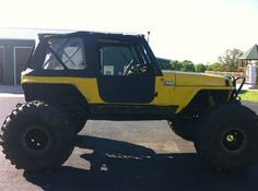 1978 Jeep Rock Crawler - : and Off-Road Forum Jeep Cj7, Jeep Wrangler Rubicon, Jeep Trails, Lifted Jeeps, Jeepers Creepers, Suspension Design, Bouncers, Trailers For Sale, Jeep Stuff