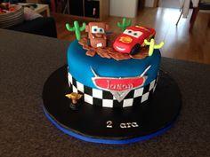 Cars birthdaycake