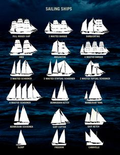 Sailing Ships..... because im just cool like that