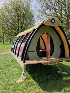 The Cosy Cocoon Glamping Pod Camping Pod, Camping Glamping, Camping Survival, Camping Hacks, Outdoor Camping, Tent Camping Beds, Rv Hacks, Camping Checklist, Campsite
