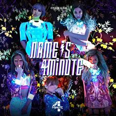 """4minute returns with mini album + MV for """"What's Your Name?"""""""