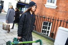 Street Style: London Fashion Week Fall 2014 -