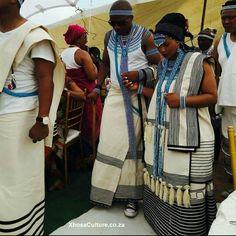 #Xhosawedding #Xhosaculturalattire #mypeople. Xhosa Attire, African Attire, African Wear, African Outfits, African Style, African Dresses For Women, African Print Dresses, African Women, South African Weddings