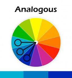Monochromatic Colors monochromatic-color-wheel | color wheels, monochromatic color