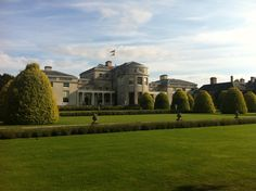 Shugborough hall gardens