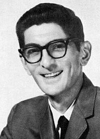"""Dick Biondi (born September 13, 1932) is an American Top 40 radio disc jockey...one of the greatest ones to ever live. Biondi is credited as the first U.S. disc jockey to play the Beatles, on Chicago's WLS 890 AM in February 1963, with the song """"Please Please Me"""". Later, while working at KRLA 1110 AM in Los Angeles, he introduced the Beatles and Rolling Stones at their Hollywood Bowl concerts. I listened to him on WLS and also LA's KRLA. He was awesome."""