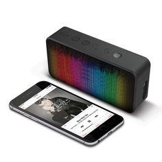 Fancy - Aud Mini 6 LED Bluetooth Speaker by iLuv