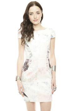 LOVE this dress. Perfect for so many occasions!  Shoptiques — Digital Placement Dress