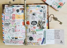 Jane Lee's creative diaries inject colour into everyday life. By Kathryn Rao.