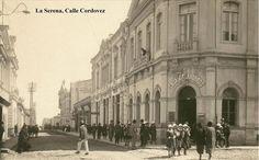Imágenes de Chile del 1900: La Serena