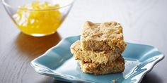 Look at this recipe - Flourless Shortbread with Apple Pie Preserves - from Anna Olson and other tasty dishes on Food Network. Food Network Uk, Food Network Canada, Food Network Recipes, Food Processor Recipes, Tray Bake Recipes, Easy Baking Recipes, Best Cookie Recipes, Free Recipes, Cakepops
