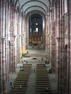 Speyer Cathedral - Wikipedia, the free encyclopedia