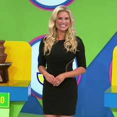 Rachel Reynolds - The Price Is Right (9/30/2016)
