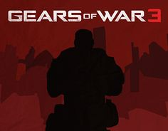 """Check out new work on my @Behance portfolio: """"Gears Of War - Minimal Poster"""" http://be.net/gallery/38298699/Gears-Of-War-Minimal-Poster"""