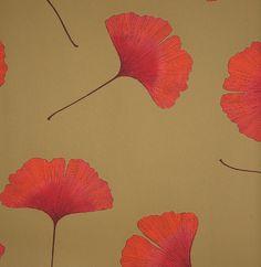 Marimekko- Ginko Wallpaper