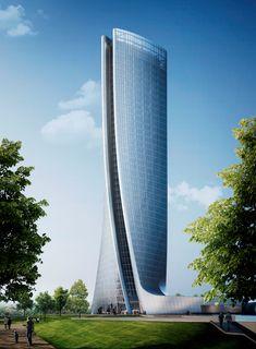 MILAN | Generali Tower | 175 m