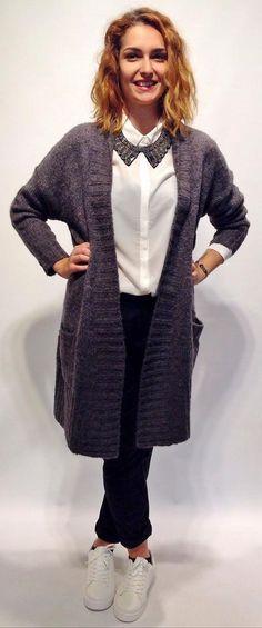 Men's Style - Herrenhose: Schmal zulaufend und leicht verkürzt. Die Wollhose im Men's Style steht für eine angezogene Lässigkeit.
