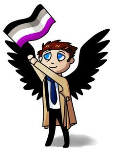 Asexual Castiel