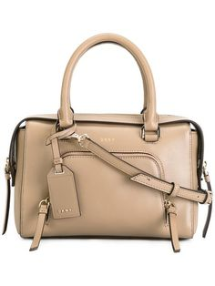 DKNY small zip pocket tote