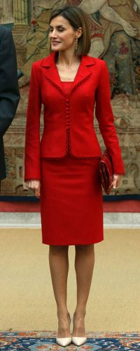 19 Oct 2015 - Queen Letizia attends the annual meeting of the Board of the Institutio Cervantes. Click to read more