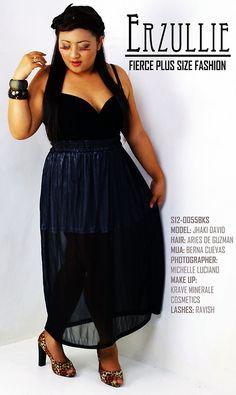Women Plus Clothing http://www.fashionpluss.com/plus-size-outfit-for-women/