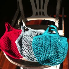 Filet crochet Bonton