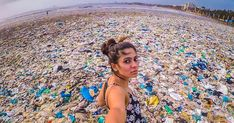This is Amazing About Our Planet Is Drowning in Plastic, Here Are 15 Items You Can Replace Right Now Statistics about plastic pollution i. Our Planet, Save The Planet, Planet Earth, Yoga Significado, Mother Earth, Mother Nature, Solar Solutions, Save Our Earth, Save Our Oceans