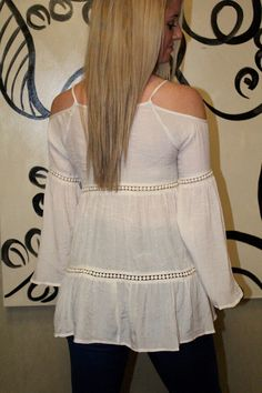 Full Swing Tunic- back view