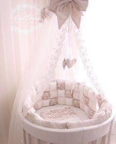 Baby Bedroom, Baby Room Decor, Kids Bedroom, Baby Room Design, Girl Bedroom Designs, Baby Boy Nurseries, Baby Cribs, Girl Nursery, Girl Room