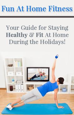 The Ultimate Guide to Staying Healthy & Fit Over the Holidays...fitting in exercise doesn't have to be hard or expensive! This gift guide and round up of at-home workouts will help you maintain your healthy habits no matter how hectic the season gets. HealthyHelperBlog.com #fitness #health #workouts #exercise #fit #fittips #fitfluential #ad #eBayguides #cleverguides #healthy #healthyliving #giftguide @eBay