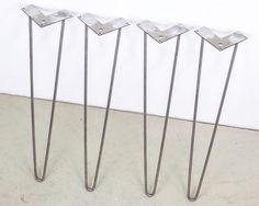 Die besten 25 haarnadel beine ideen auf pinterest haarnadel tisch selbstgemachte - Dawanda hairpin legs ...