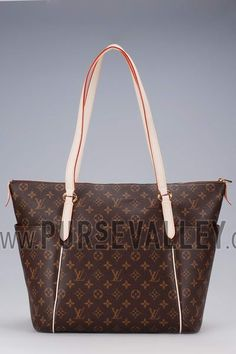 Louis Vuitton Totally Monogram GM Fake Lv Bags