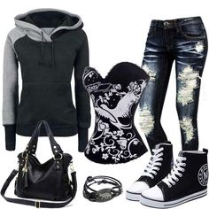 Ooh I love this cute outfit!