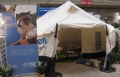IKEA A Coruña y ACNUR recrean una tienda de campaña de un campo de refugiados - A Coruña - Stadio Sport - Diario de opinión en Coruña