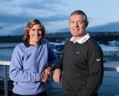 De Vere Group selected Katherine Grainger and Gavin Hastings as their new brand ambassadors.